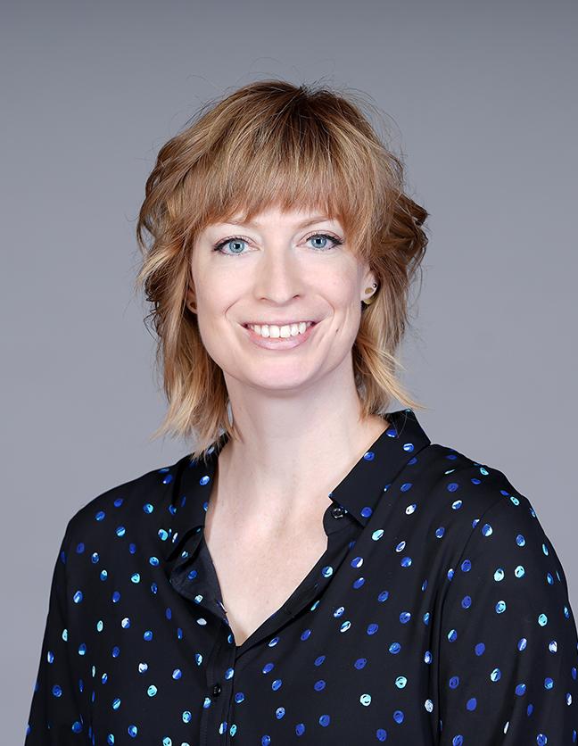 A photo of Allison Van Liere