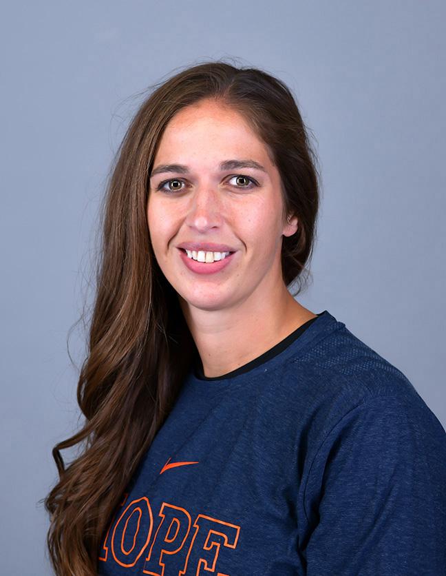 A photo of Amber Morse