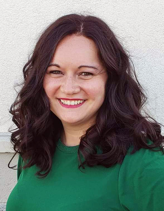 A photo of Amber Tejeda