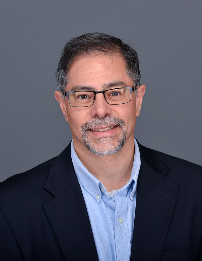 A photo of Dr. Andrew Dell'Olio