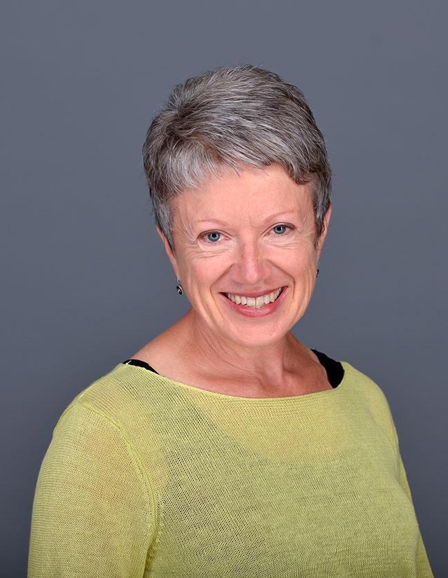 A photo of Ann Schutt