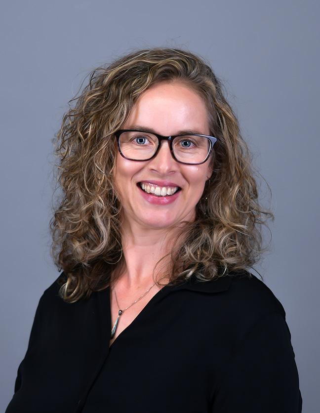 A photo of Dr. Anne Heath