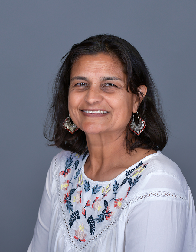 A photo of Dr. Annie Dandavati