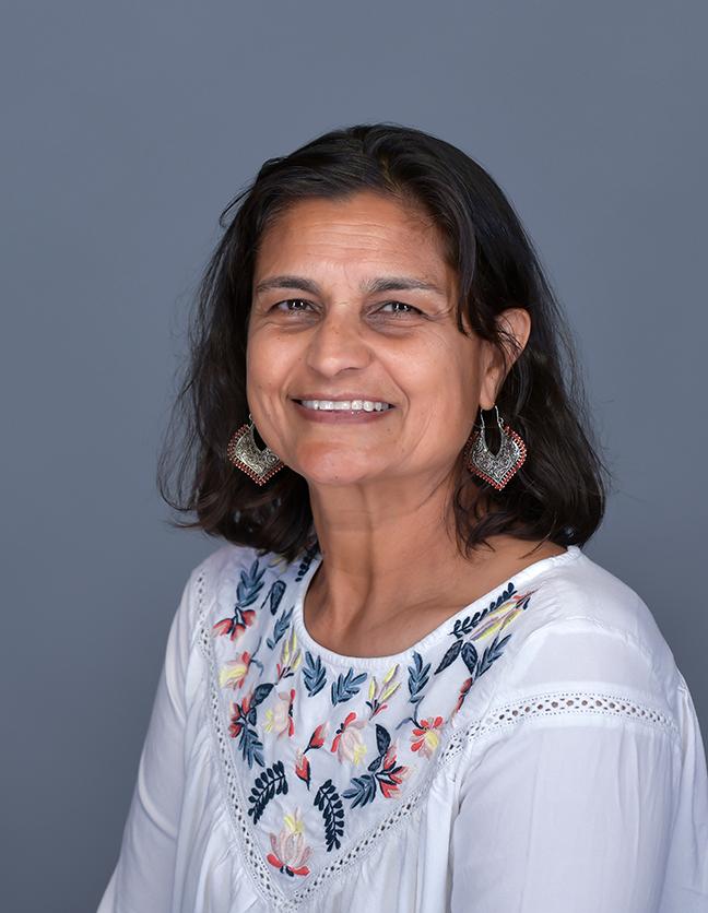 A photo of Dr. Annie Dandavati