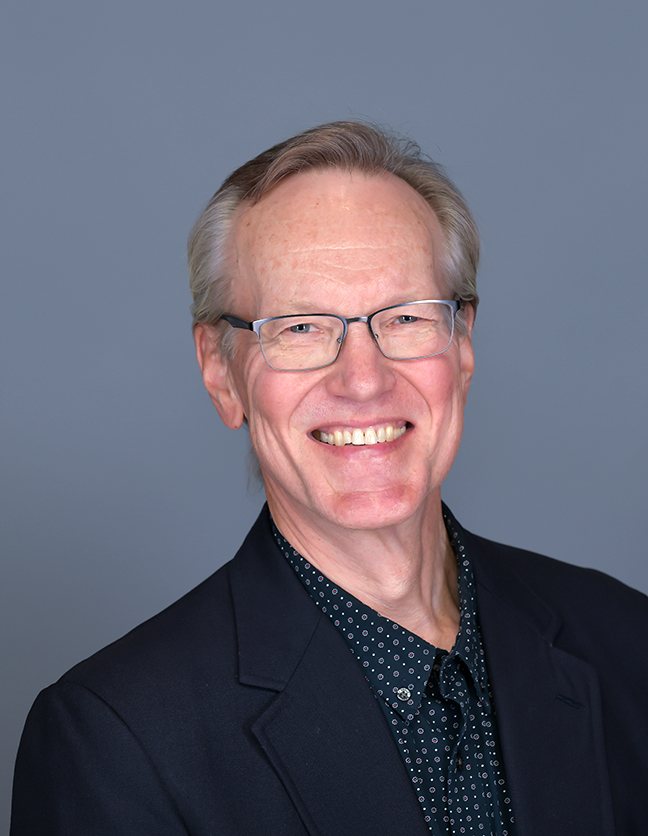 A photo of Dr. Barry Bandstra