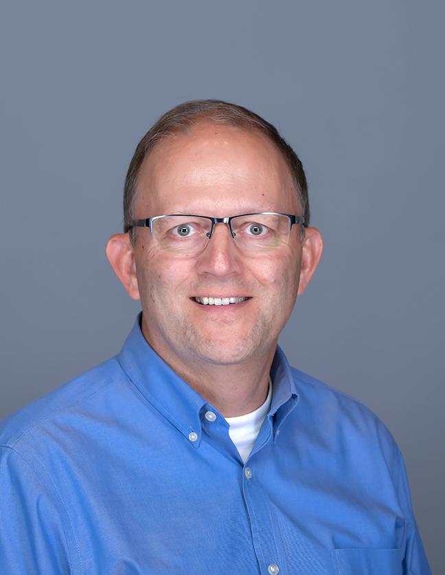 A photo of Bob VanHeukelom