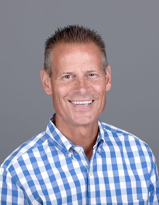 A photo of Bob Van Meeteren