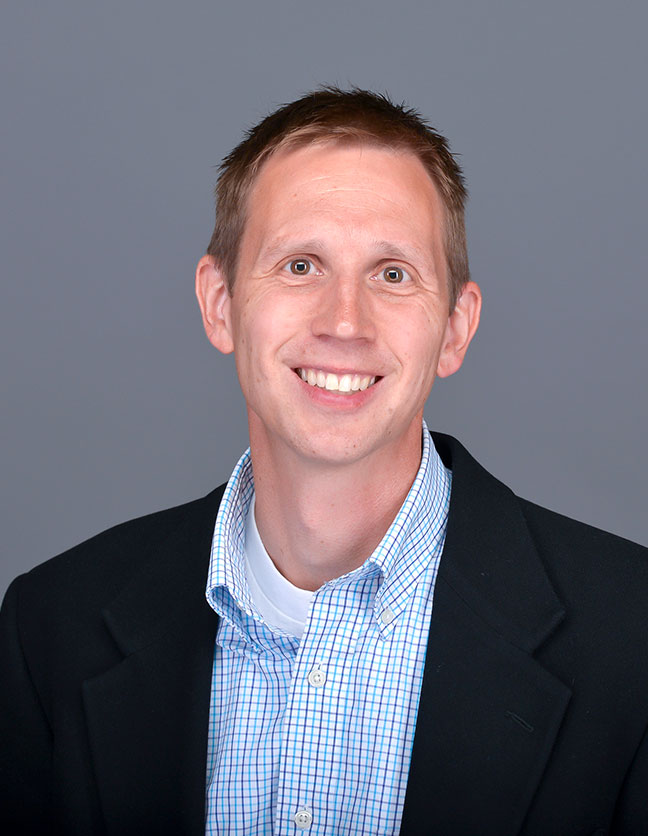 Profile photo of Dr. Brent Krueger
