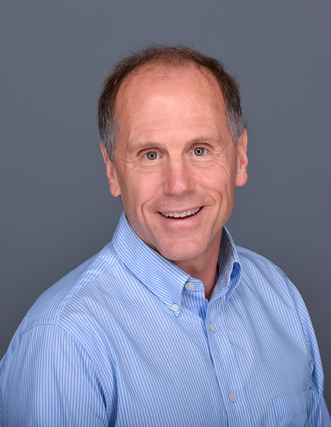 A photo of Dr. Brian Porter