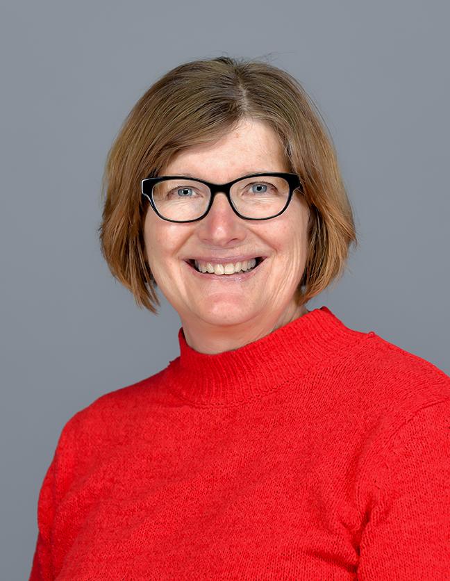 A photo of Carla Kaminski