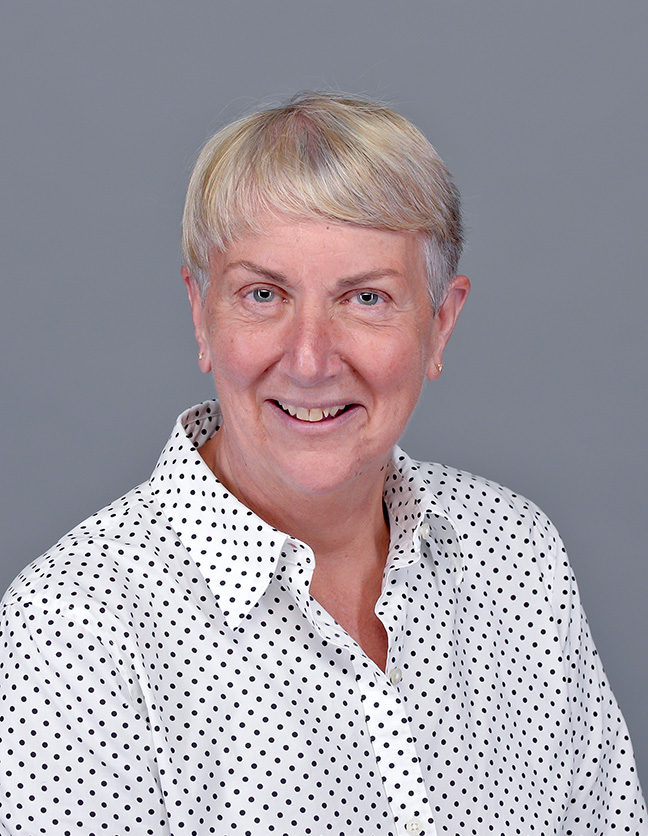 A photo of Carol Ray