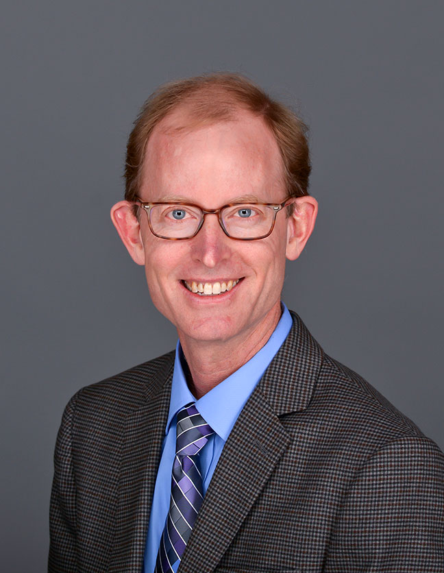 Profile photo of Dr. Curtis Gruenler