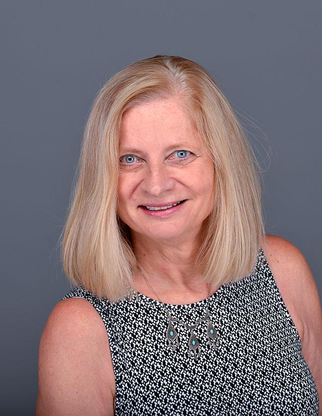 A photo of Dr. Daina Robins