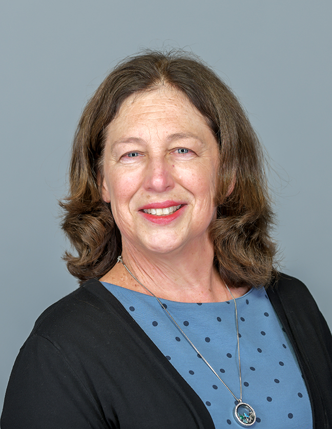 A photo of Dr. Debra Swanson