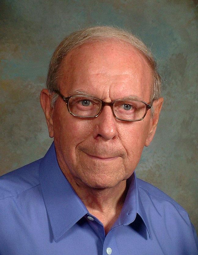 A photo of Dr. Eldon Greij