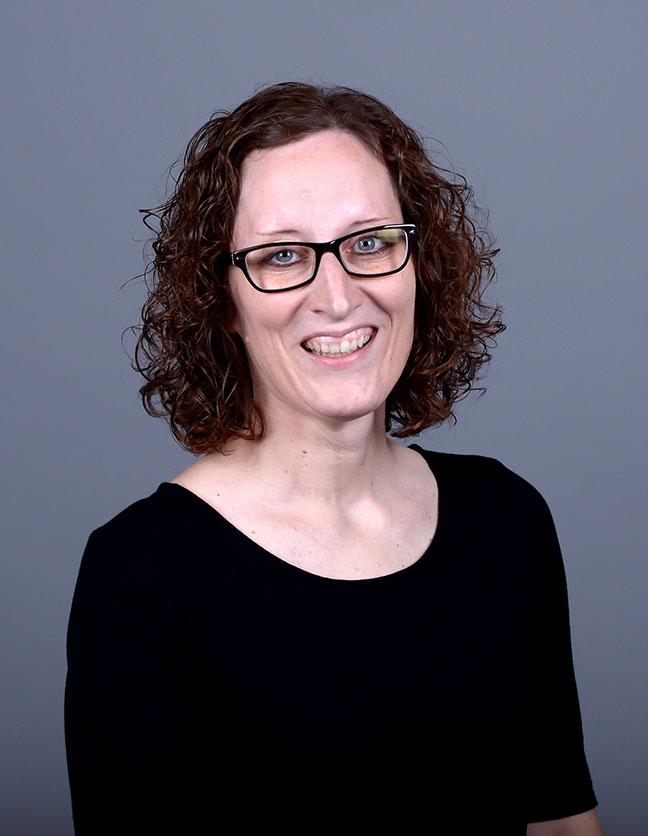 A photo of Ellen Awad