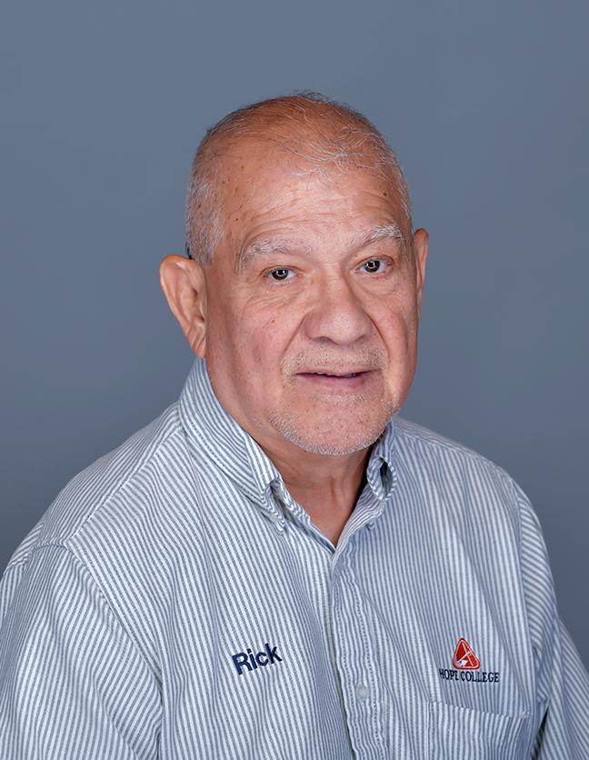 A photo of Enrique Calanchi