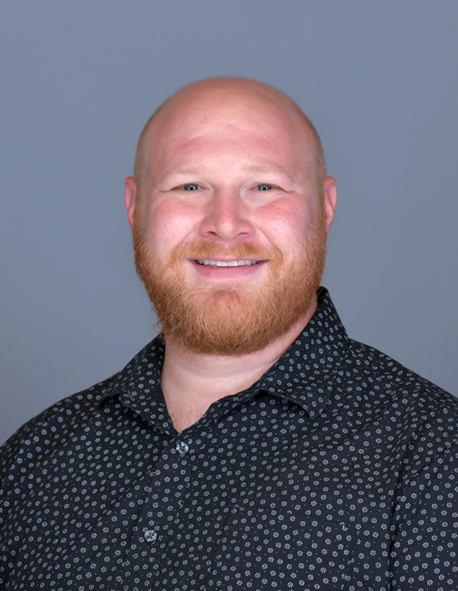 A photo of Erik Zohn