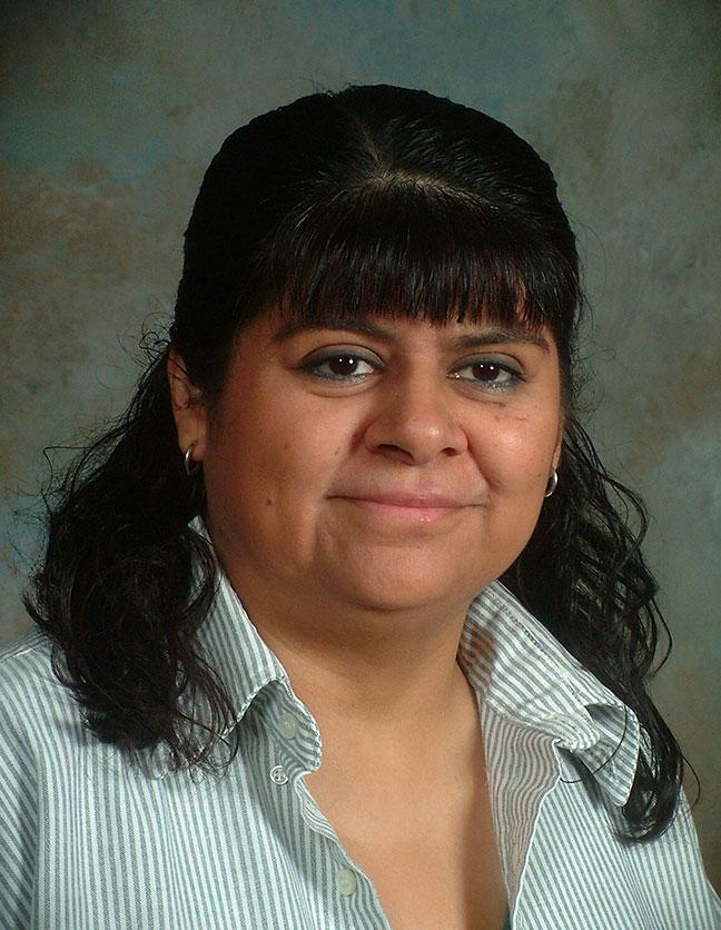 A photo of Esther Zuniga
