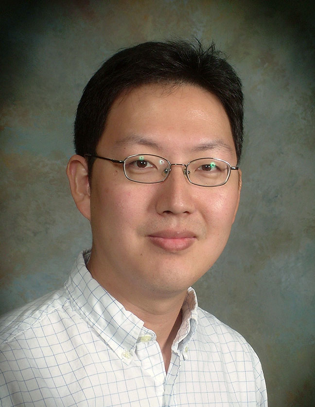 A photo of Eugene Kim