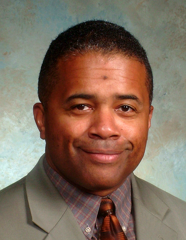 A photo of Dr. Fred Johnson III