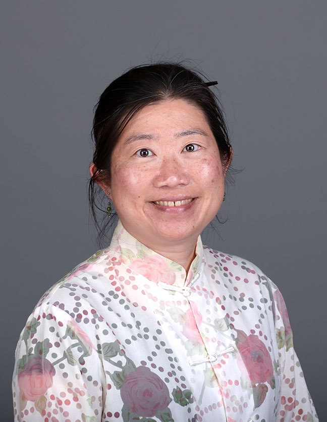 A photo of Dr. Gloria Tseng