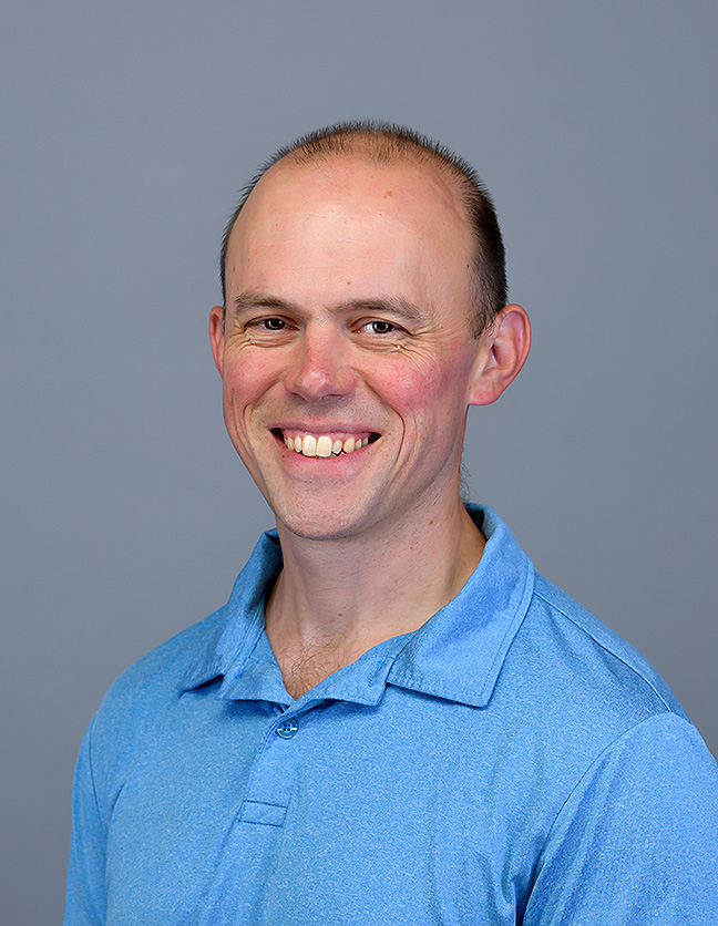 A photo of Dr. Greg Bassett