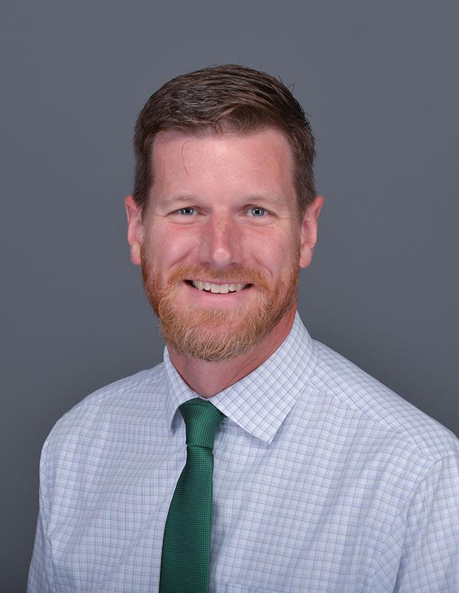 A photo of Greg Kern