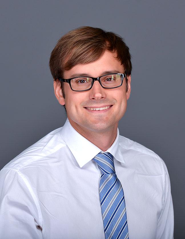 A photo of Dr. Greg Pavlak