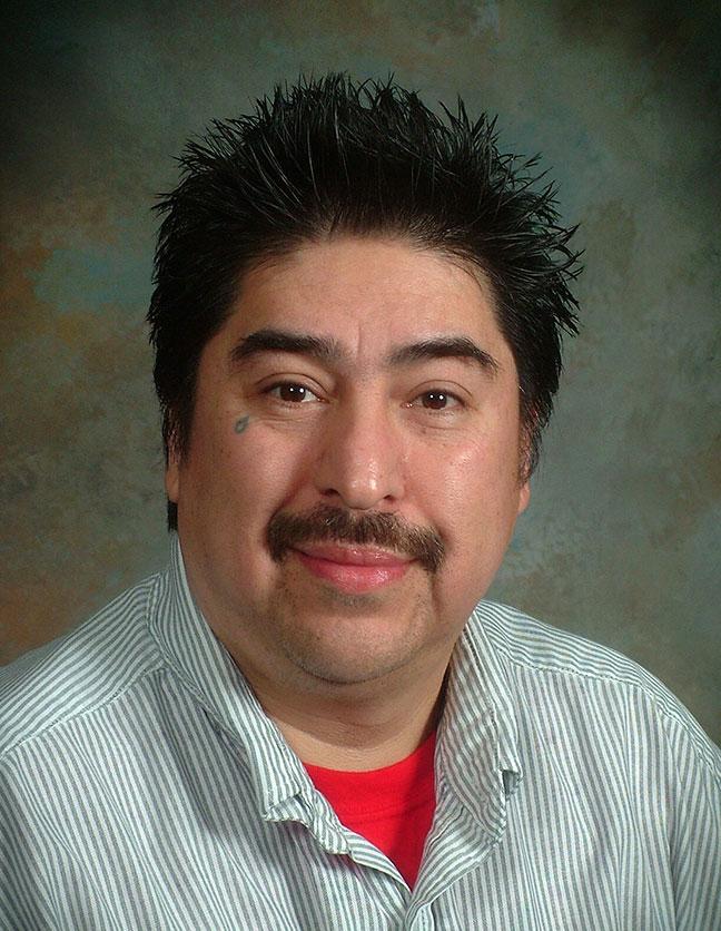 A photo of Hector Zuniga