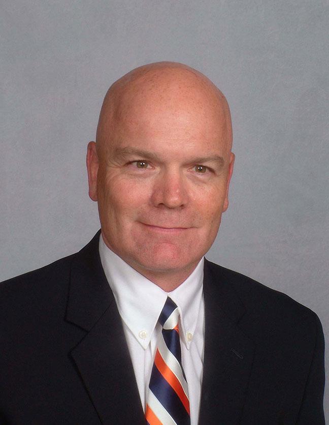A photo of Irvin Sigler III