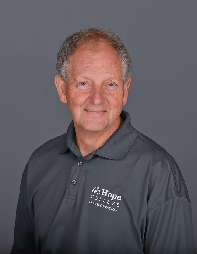 A photo of Jim Marcus