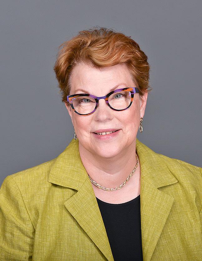 A photo of Dr. Jenny Everts