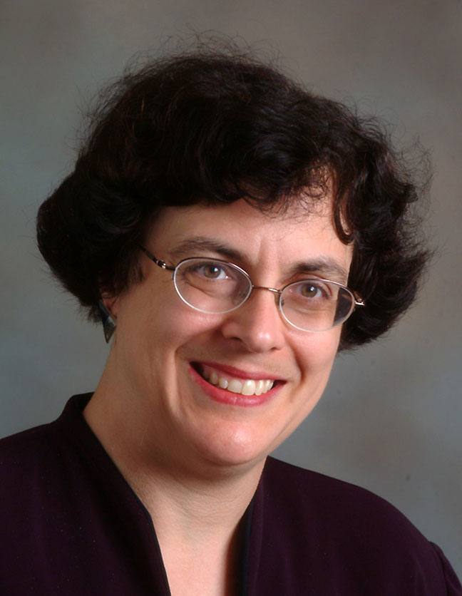A photo of Dr. Janis Gibbs