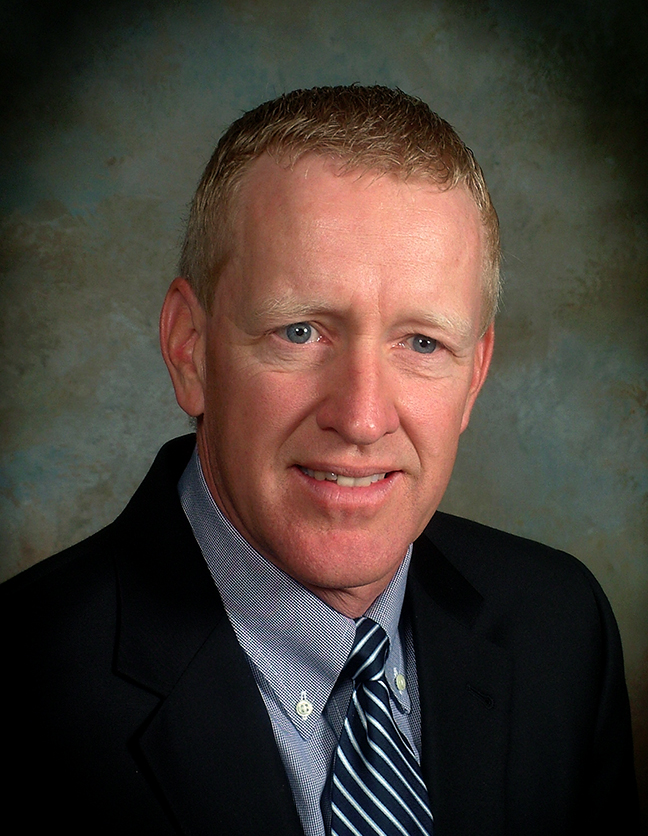 A photo of Dr. Jeffrey Polet