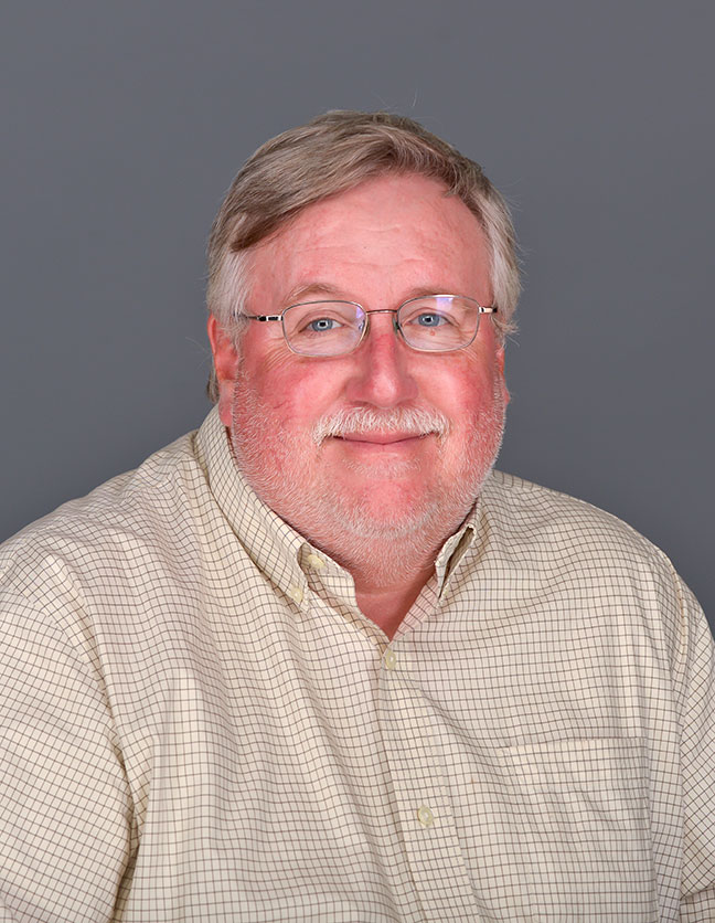 A photo of Dr. Jeff Tyler