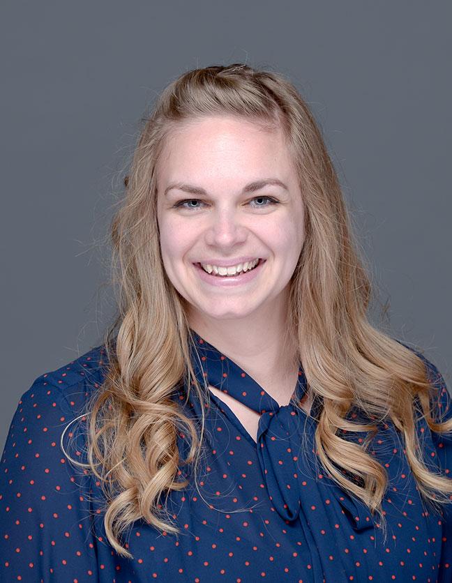 A photo of Jenni Branson