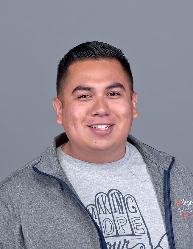 A photo of Jesus Romero