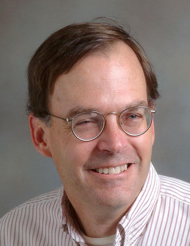 A photo of Dr. James Allis