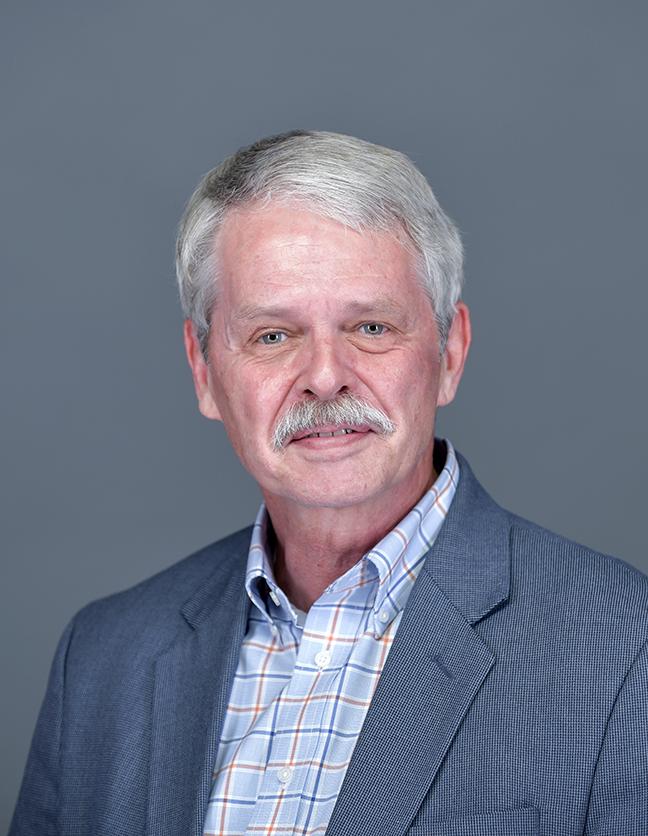 A photo of Jim Van Heest