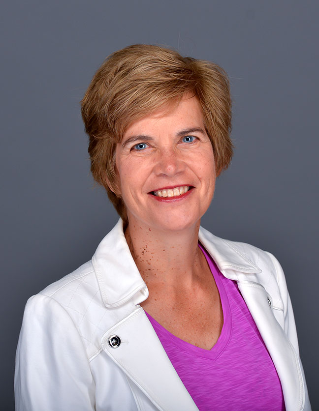 A photo of Dr. Joanne Stewart