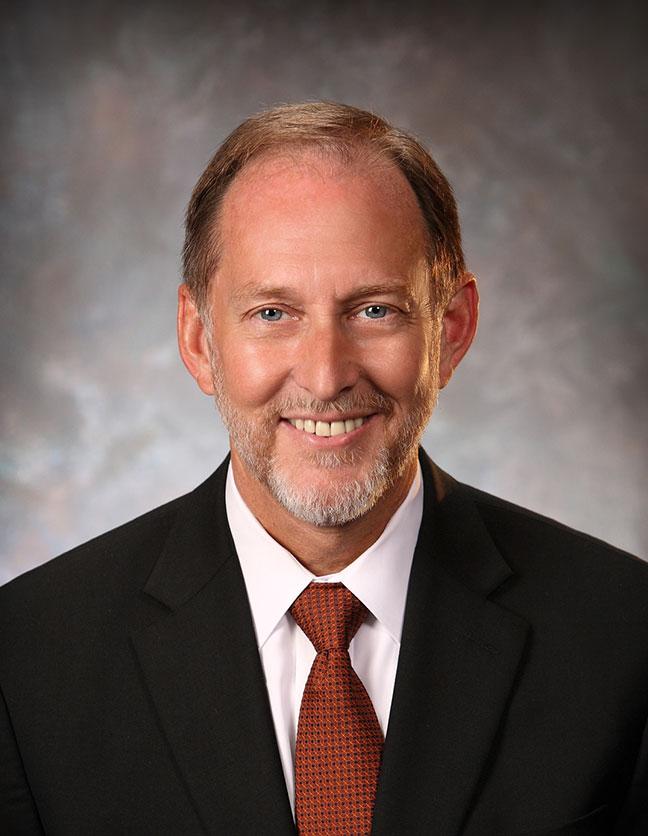 A photo of Dr. John Knapp
