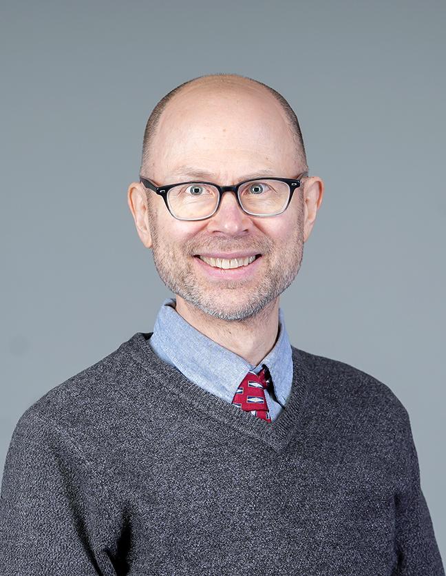 A photo of Dr. Joseph LaPorte