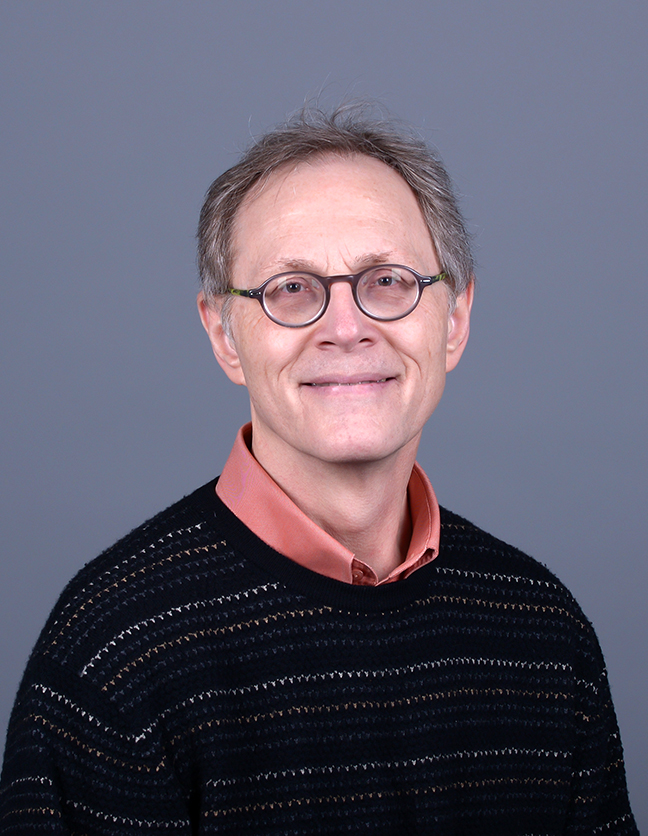 A photo of Dr. Joseph Stukey
