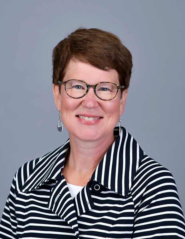 A photo of Dr. Karen Nordell Pearson