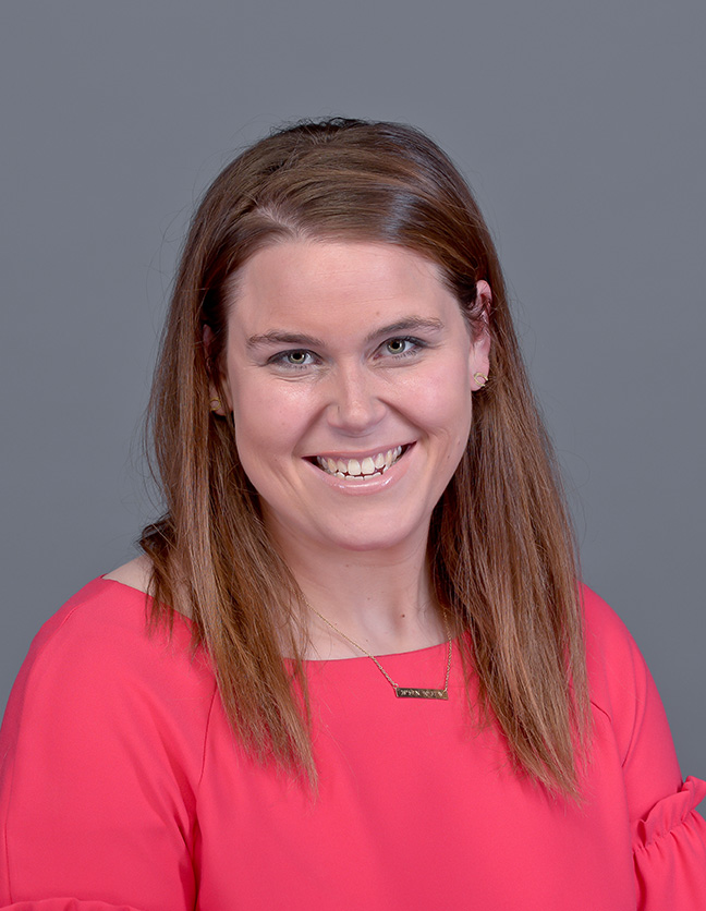 A photo of Dr. Katelyn Poelker