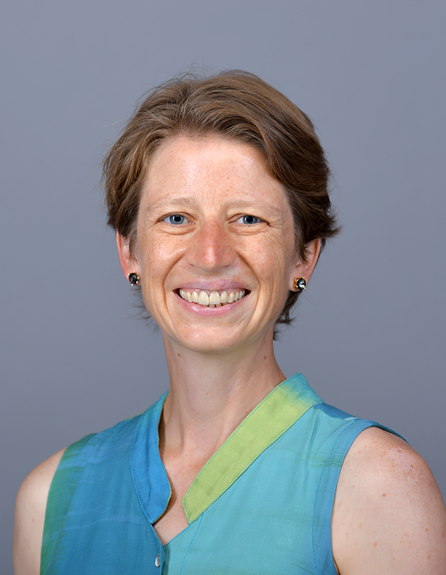 A photo of Dr. Katharine Polasek