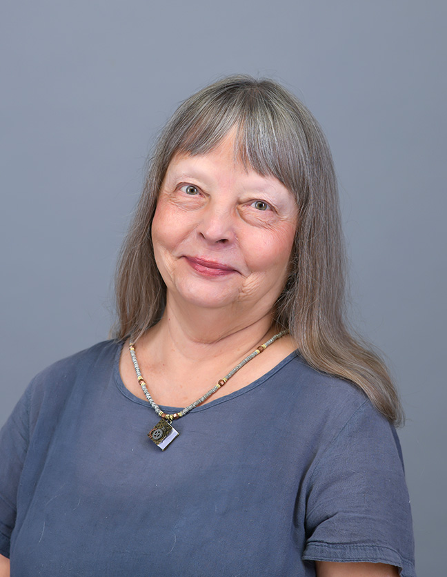 A photo of Dr. Kathleen Verduin