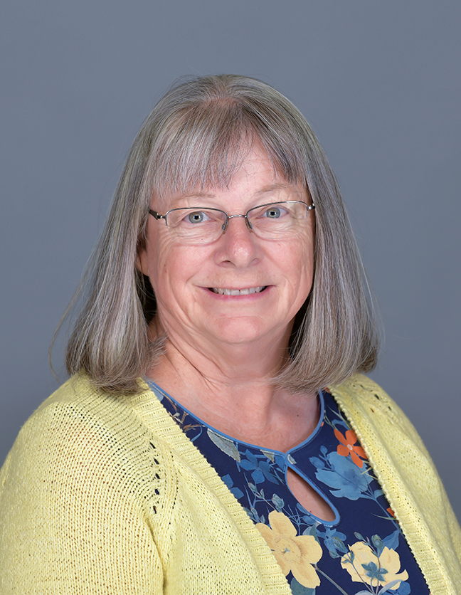 A photo of Dr. Kathy Winnett-Murray