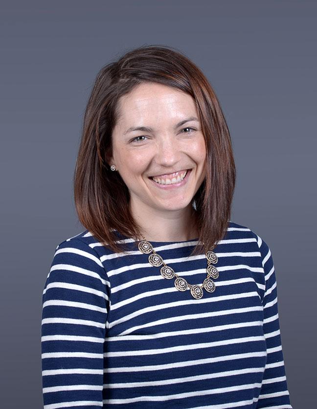 A photo of Katie DeKoster
